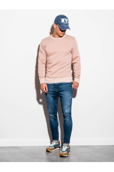 Men s plain sweatshirt B978 - piersica
