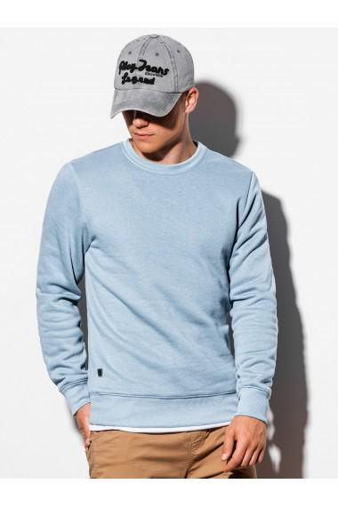 Bluza barbati B978 - albastru-deschis
