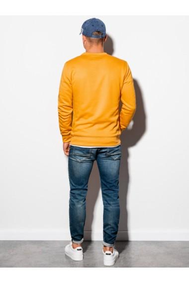 Bluza barbati B978 - mustar