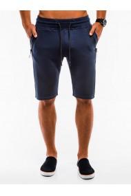 Pantaloni scurti - W054-bleumarin