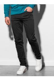 Pantaloni barbati P895 - negru