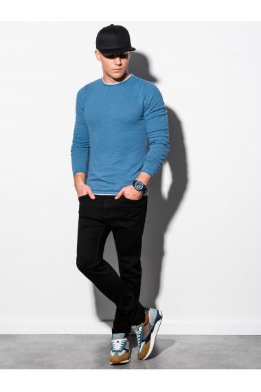 Bluza premium barbati E121 - albastru-deschis