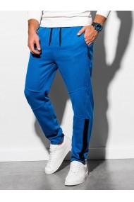 Pantaloni de trening barbati - P920 - albastru