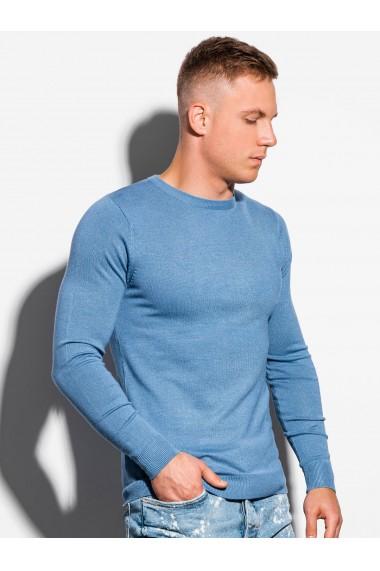 Bluza barbati E177 - albastru-deschis