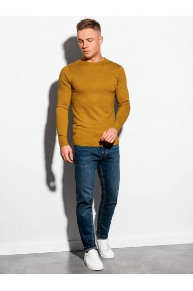 Bluza barbati E177 - mustar