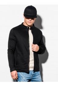 Bluza casual barbati B1071 - negru