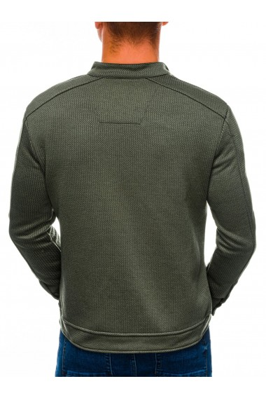 Jacheta casual barbati C453 - khaki