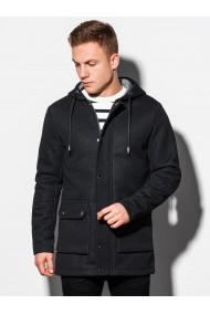 Jacheta barbati C454 - negru
