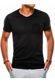 Tricou barbati S1100 - negru