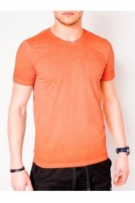 Tricou barbati S674 - portocaliu