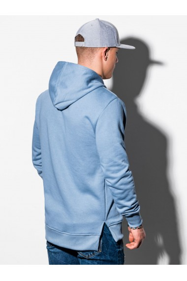 Hanorac barbati B1084 - albastru-deschis