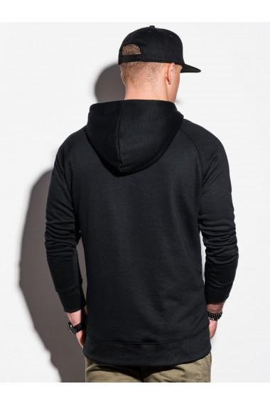 Hanorac barbati B1085 - negru