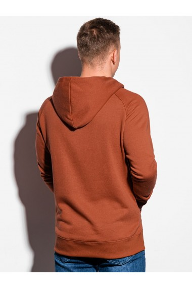 Hanorac barbati B1085 - portocaliu