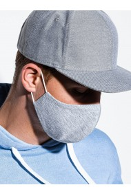 Masca protectie cu filtru de inalta calitate unisex A261 - gri-deschis