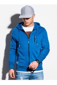 Hanorac barbati B1086 - albastru