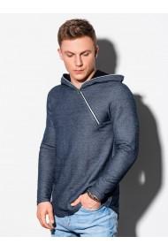 Bluza premium barbati B1208 - bleumarin