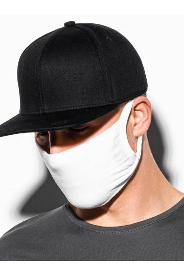 Masca protectie de inalta calitate barbati A262 - alb