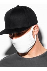 Masca protectie de inalta calitate barbati A262 - alb (4 buc)