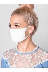 Masca protectie de inalta calitate femei A262 - alb