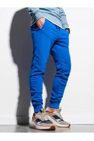 Pantaloni de trening barbati - P1005 - albastru