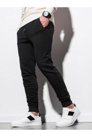 Pantaloni de trening barbati - P1005 - negru