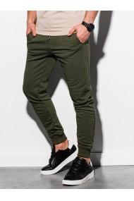 Pantaloni de trening barbati - P1005 - khaki