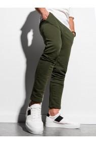 Pantaloni de trening barbati - P1004 - khaki