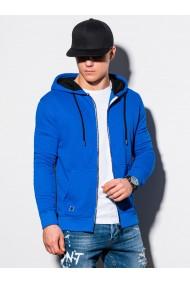 Hanorac barbati B1223 - albastru
