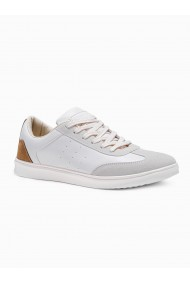 Pantofi casual barbati T373 - bej