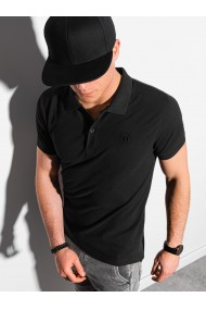 Tricou Polo polo barbati S1374 - negru