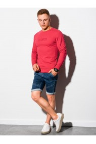 Bluza quintessence barbati B1160 - rosu