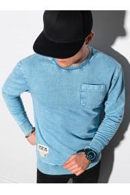 Bluza barbati B1173 - albastru-deschis
