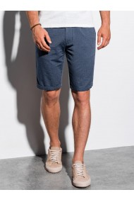 Pantaloni scurti premium barbati W222 - bleumarin
