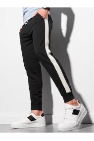 Pantaloni barbati P951 - negru