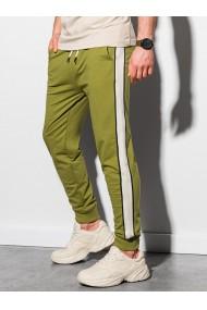 Pantaloni barbati P951 - verde