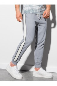 Pantaloni barbati P947 - gri