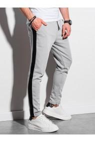 Pantaloni quintenssence barbati P959 - gri