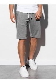 Pantaloni scurti barbati - W238 - gri