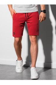 Pantaloni scurti performance barbati W294 - rosu