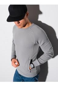 Bluza performance barbati B1156 - gri