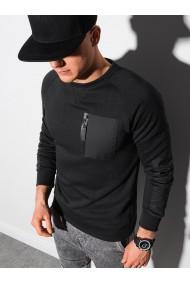 Bluza quintessence barbati B1151 - negru
