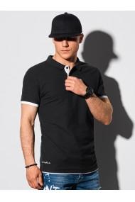 Tricou Polo polo barbati S1382 - negru