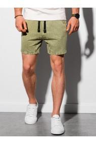 Pantaloni scurti performance barbati W293 - masliniu