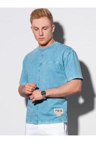 Tricou barbati S1379 - albastru