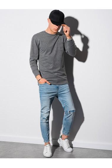 Bluza barbati B1149 - negru