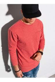 Bluza barbati B1149 - rosu