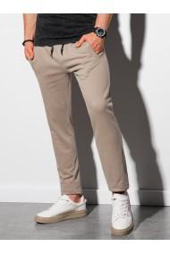 Pantaloni barbati P946 - bej