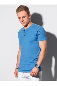 Tricou Polo barbati S1390 - albastru