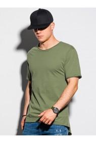 Tricou barbati S1378 - verde
