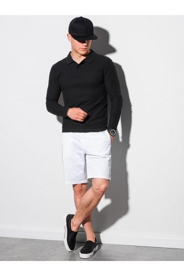 Bluza polo barbati L132 - negru